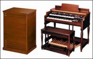 Tone on Wheels - Hammond Organs, Leslie Speakers, Tube Amp